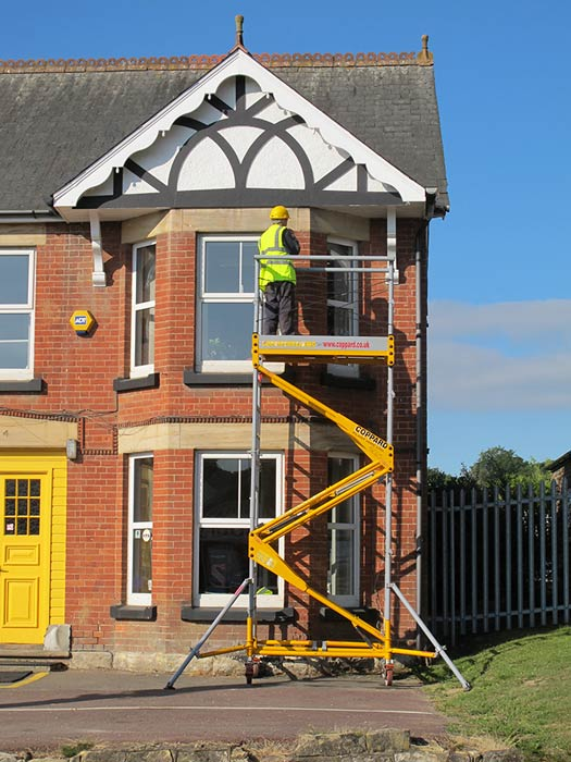 Scaffold Towers Access Equipment Hire