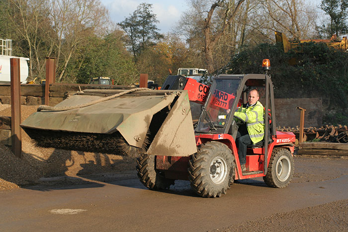 Road Sweepers - Hire