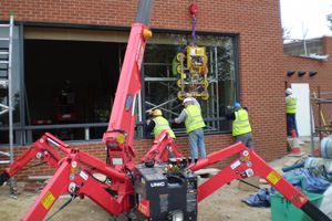 Unic Spider Crane http://www.coppard.co.uk/pages/cranes/unic-376.html