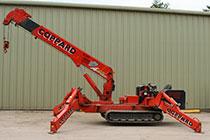 Coppard Plant Hire Ltd - Plant Hire, Concrete Supplies, Crane