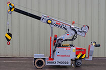 Valla 20E - Pick and Carry Crane