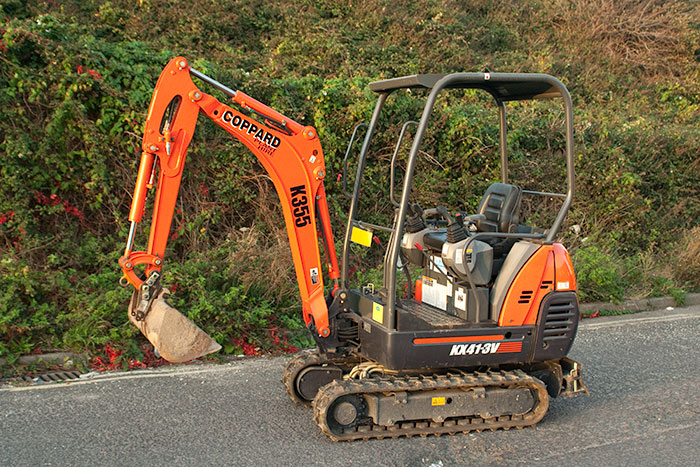 kubota kx41 3 excavator mini digger hire. Black Bedroom Furniture Sets. Home Design Ideas