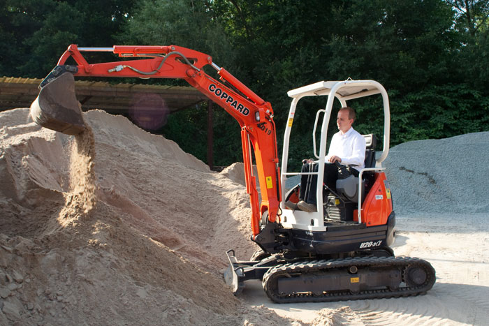 Kubota U20 3 Excavator For Hire Coppard Plant Hire Ltd
