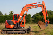 Clik here for more info on Excavator and Mini Digger Hire
