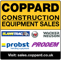 Coppard Construction Equipment Sales