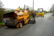 Click here to see images of Laughton surfacing work